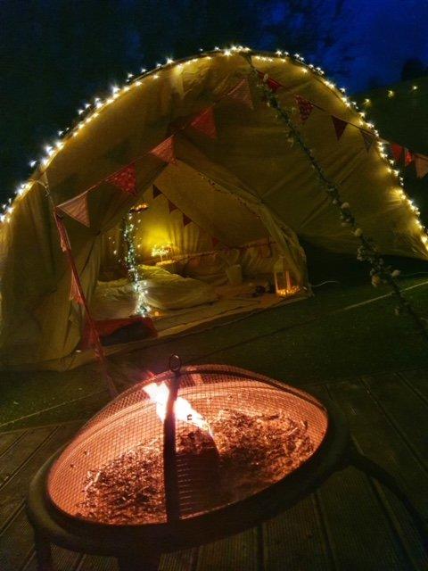 5 Metre Bell Tent Glamping IMG 2031