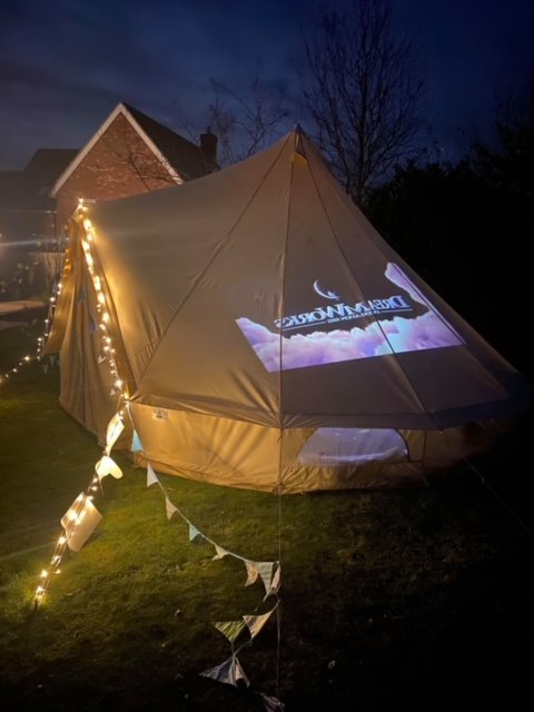5 Metre Bell Tent Glamping IMG 2055