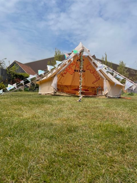 4 Metre Bell Tent Glamping IMG 2885 rotated