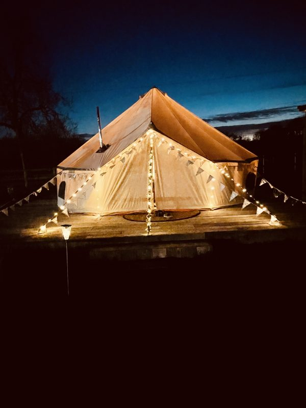 Moet Luxury Bell Tent Glamping image1 scaled
