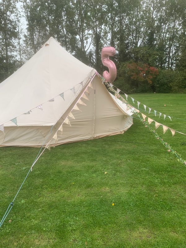 6 Metre Bell Tent Glamping IMG 4445 rotated