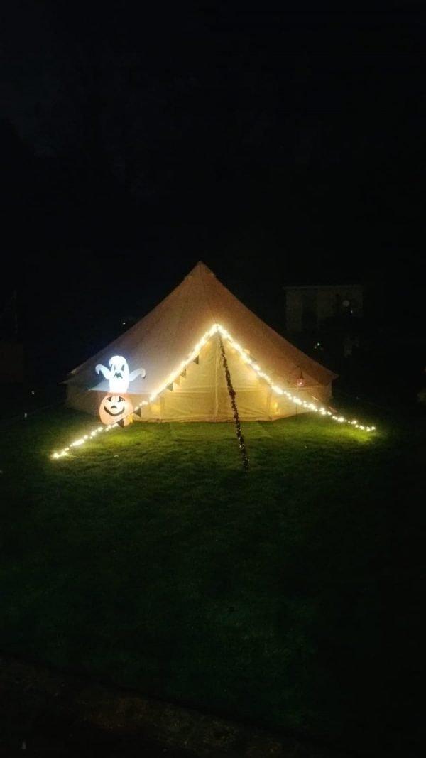 6 Metre Bell Tent Glamping IMG 5034