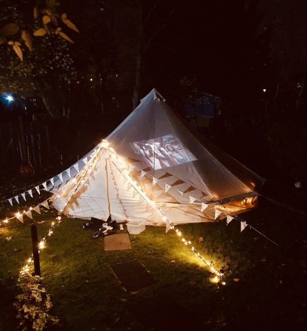 6 Metre Bell Tent Glamping IMG 5806
