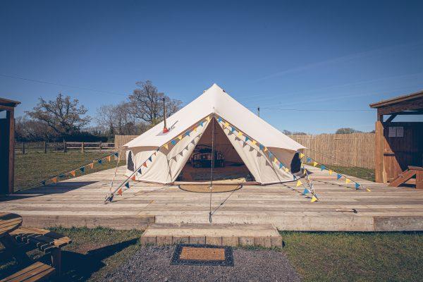 Krug Luxury Bell Tent Glamping GlampTipple 12 scaled