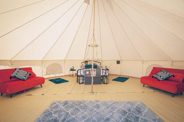 Krug Luxury Bell Tent Glamping GlampTipple 14 scaled