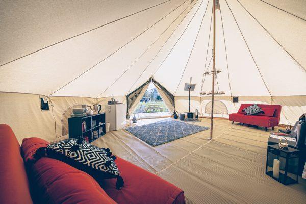 Krug Luxury Bell Tent Glamping GlampTipple 17 scaled
