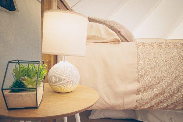 Taittinger Luxury Bell Tent Glamping GlampTipple 29 scaled
