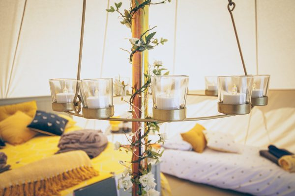 Perignon Luxury Bell Tent Glamping GlampTipple 37 scaled