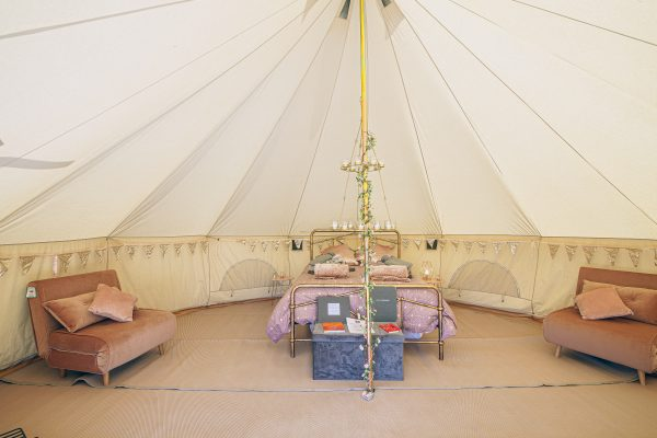 Bollinger Luxury Bell Tent Glamping GlampTipple 45 scaled