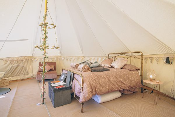 Bollinger Luxury Bell Tent Glamping GlampTipple 47 scaled
