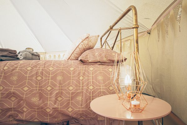 Bollinger Luxury Bell Tent Glamping GlampTipple 50 scaled